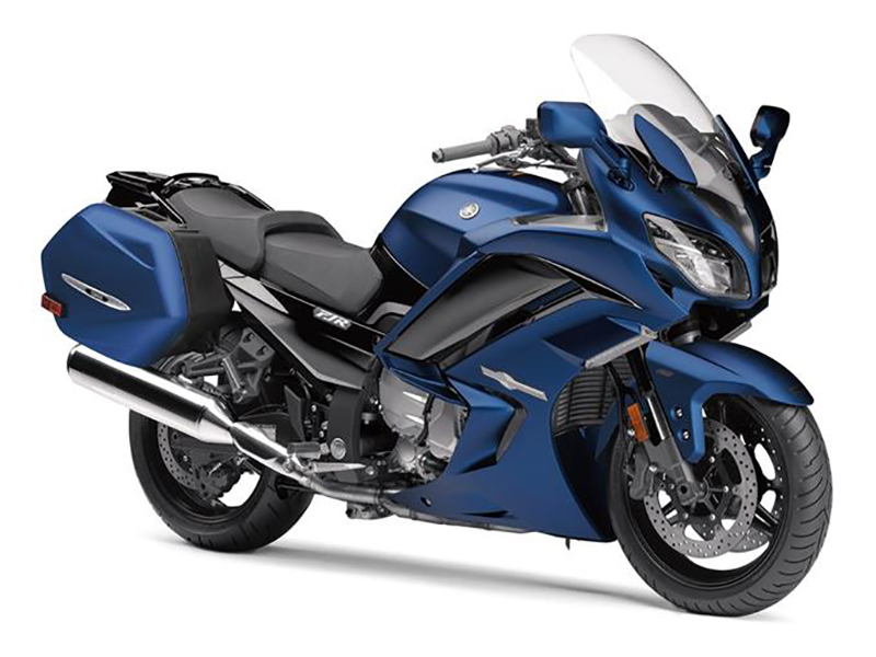 2018 Yamaha FJR1300ES in Phillipston, Massachusetts