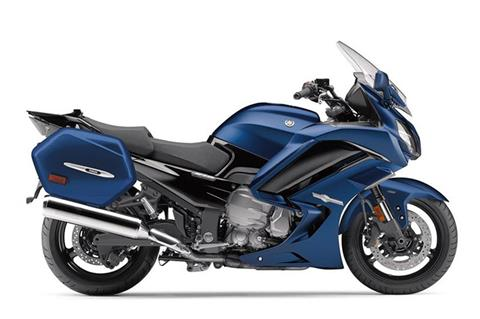 2018 Yamaha FJR1300ES in Danbury, Connecticut