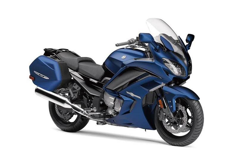 2018 Yamaha FJR1300ES in Johnson City, Tennessee