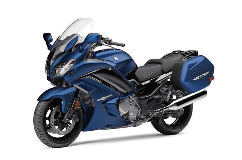 2018 Yamaha FJR1300ES in Berkeley, California