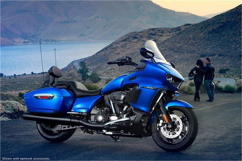 2018 Yamaha Star Eluder in Saint George, Utah
