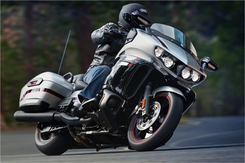 2018 Yamaha Star Eluder in Fontana, California