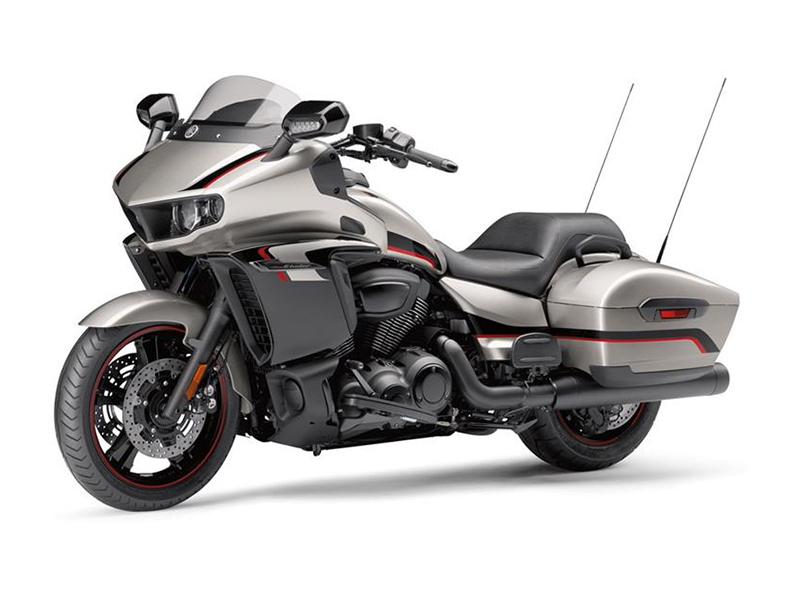 2018 Yamaha Star Eluder in San Jose, California