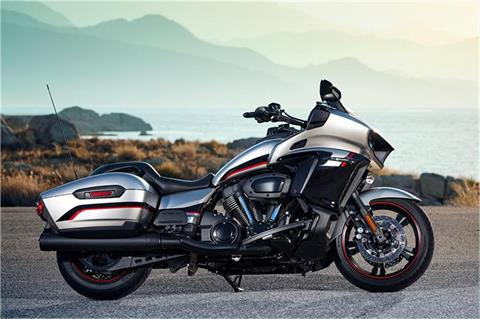 2018 Yamaha Star Eluder in Berkeley, California