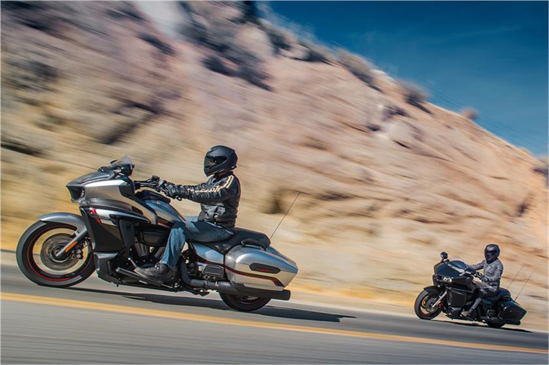2018 Yamaha Star Eluder in Hendersonville, North Carolina