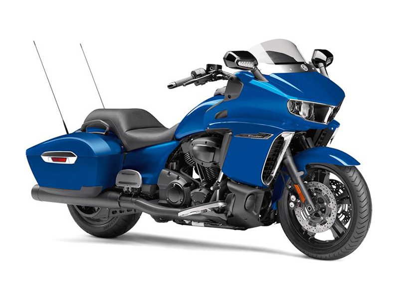 2018 Yamaha Star Eluder GT in Danville, West Virginia