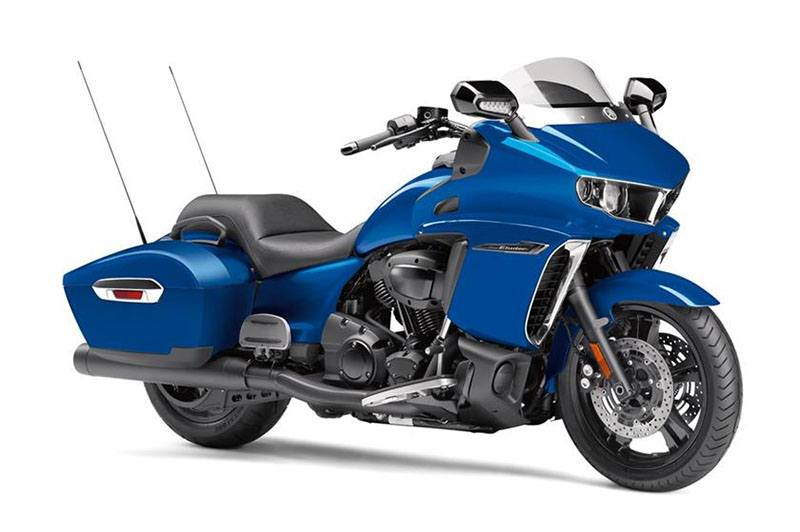 2018 Yamaha Star Eluder GT in Eureka, California