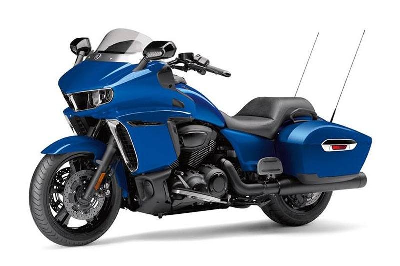 2018 Yamaha Star Eluder GT in Sacramento, California