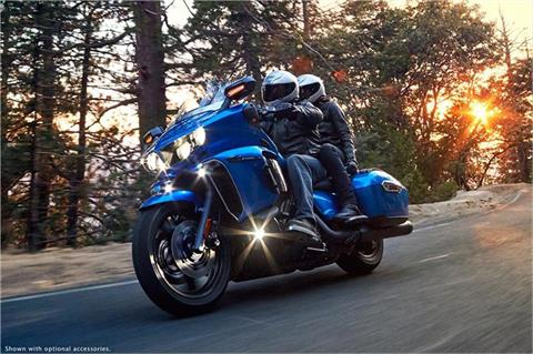 2018 Yamaha Star Eluder GT in Berkeley, California