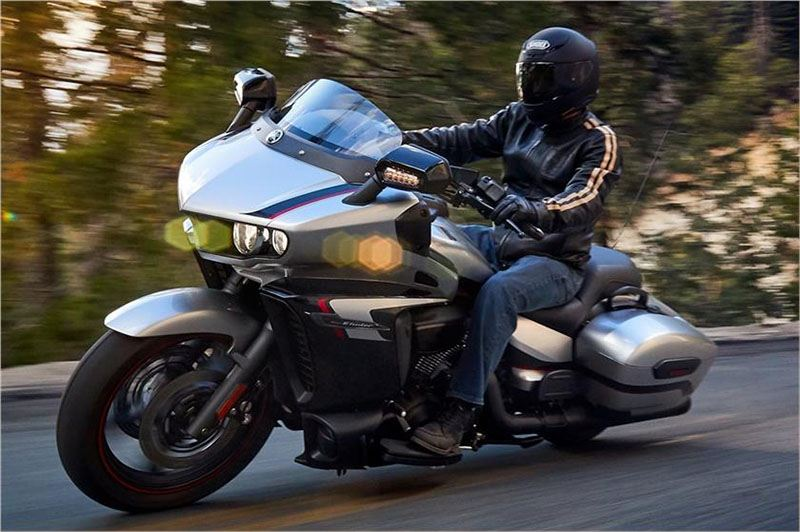 2018 Yamaha Star Eluder GT in Dayton, Ohio - Photo 8