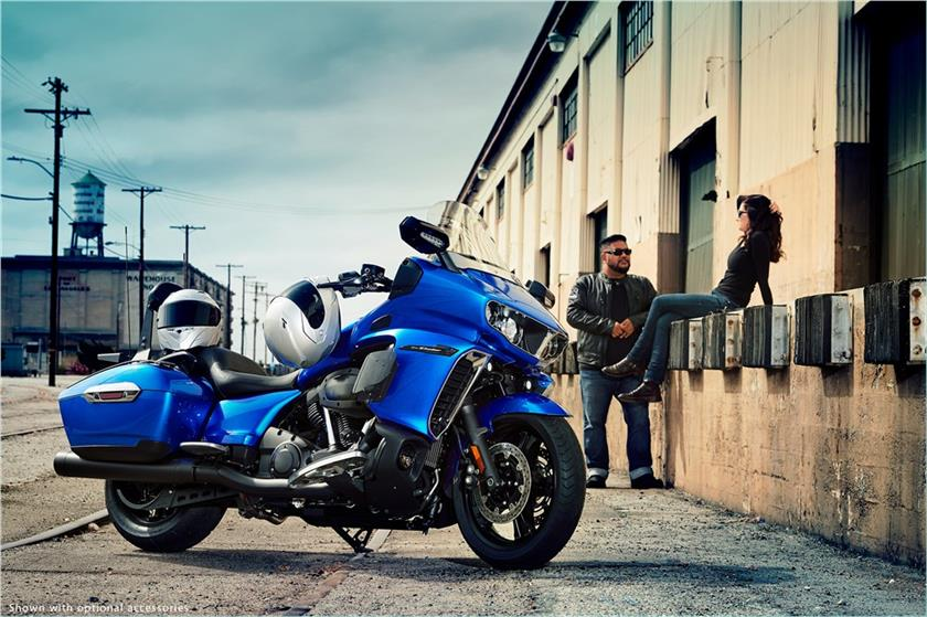 2018 Yamaha Star Eluder GT in Colorado Springs, Colorado