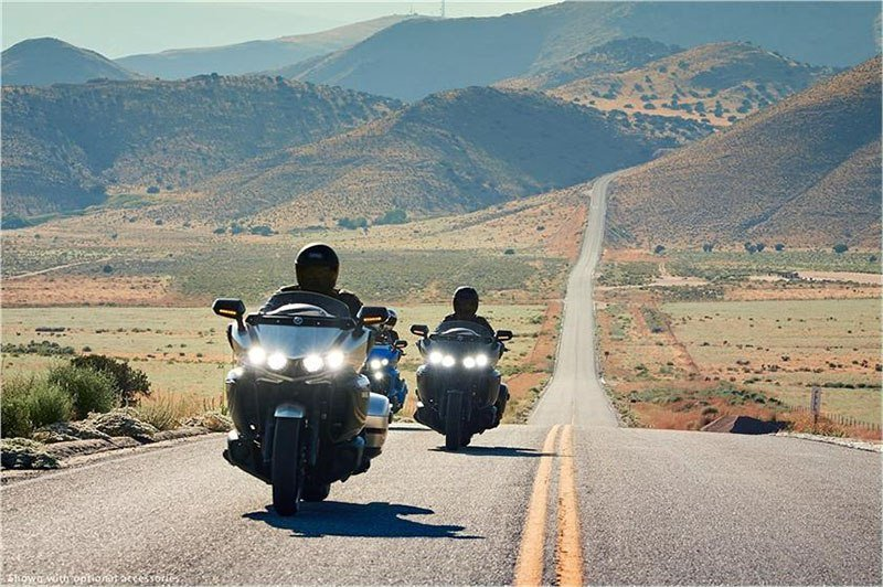 2018 Yamaha Star Eluder GT in Johnson City, Tennessee