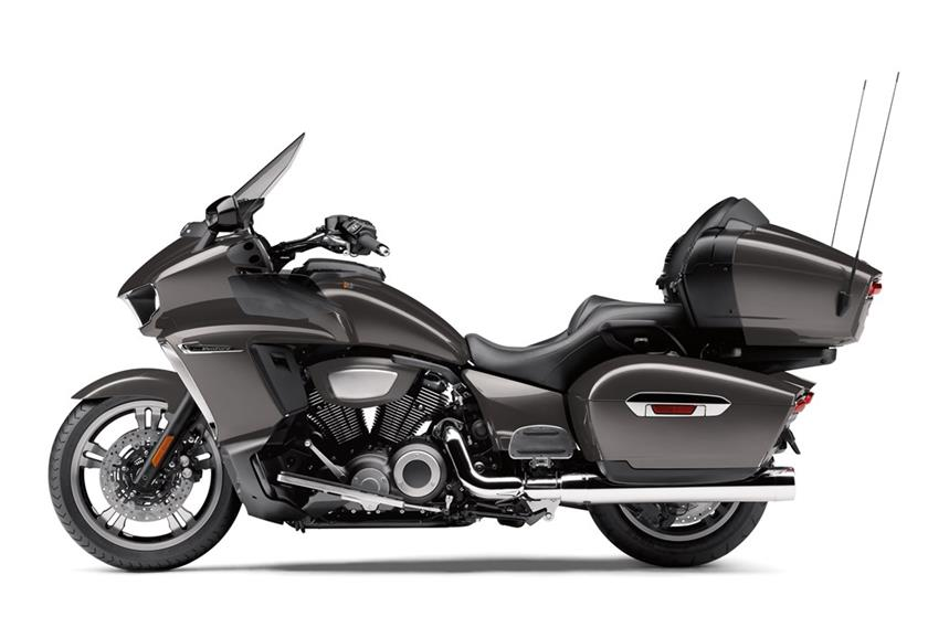 new 2018 yamaha star venture with transcontinental option