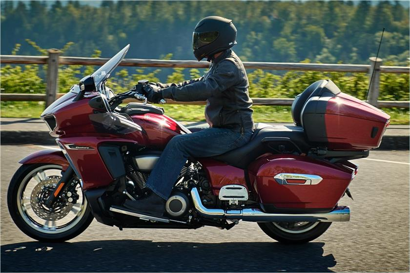 2018 Yamaha Star Venture in Tamworth, New Hampshire