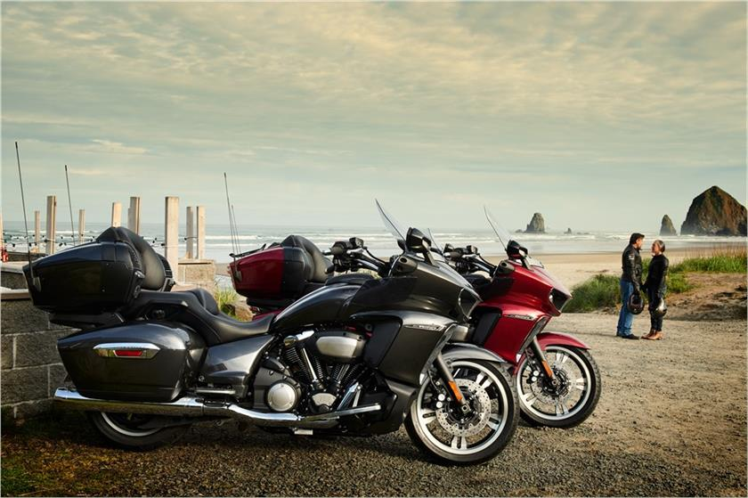 2018 Yamaha Star Venture in Victorville, California