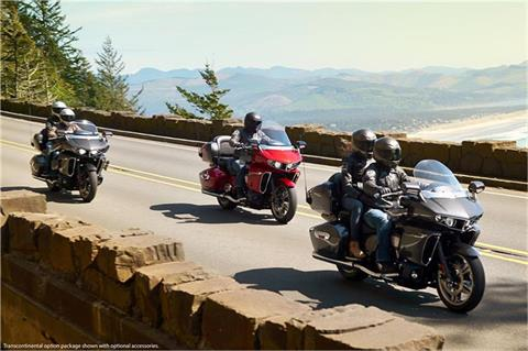 2018 Yamaha Star Venture with Transcontinental Option Package in Centralia, Washington