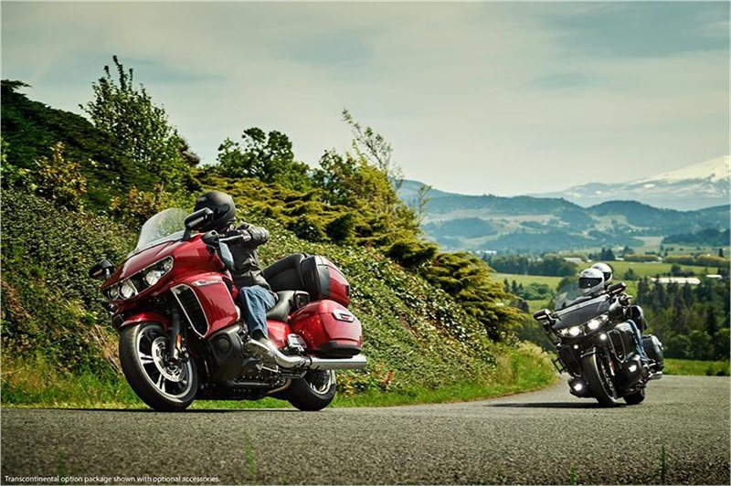 2018 Yamaha Star Venture with Transcontinental Option Package in Goleta, California