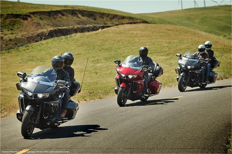 2018 Yamaha Star Venture with Transcontinental Option Package in Keokuk, Iowa