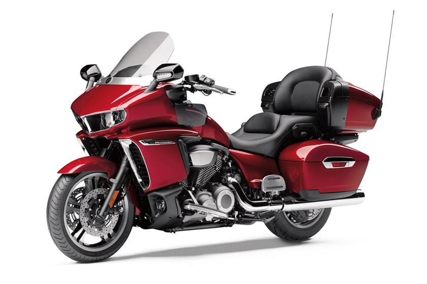 2018 Yamaha Star Venture with Transcontinental Option Package in Sacramento, California