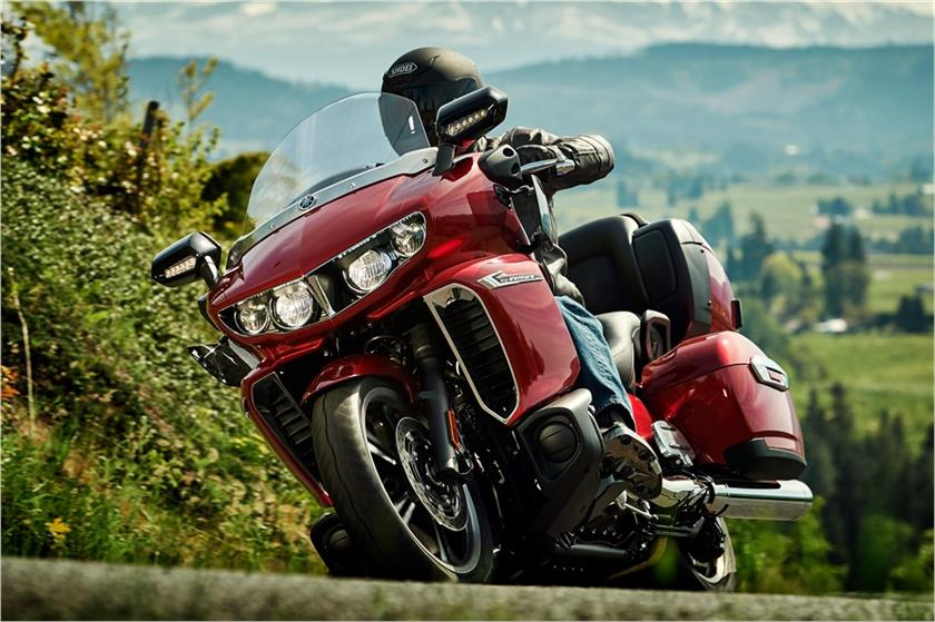 2018 Yamaha Star Venture with Transcontinental Option Package in Colorado Springs, Colorado