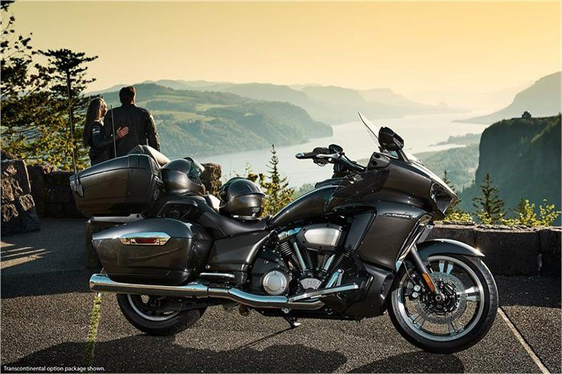 2018 Yamaha Star Venture with Transcontinental Option Package in Fairview, Utah