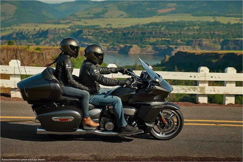 2018 Yamaha Star Venture with Transcontinental Option Package in Sandpoint, Idaho