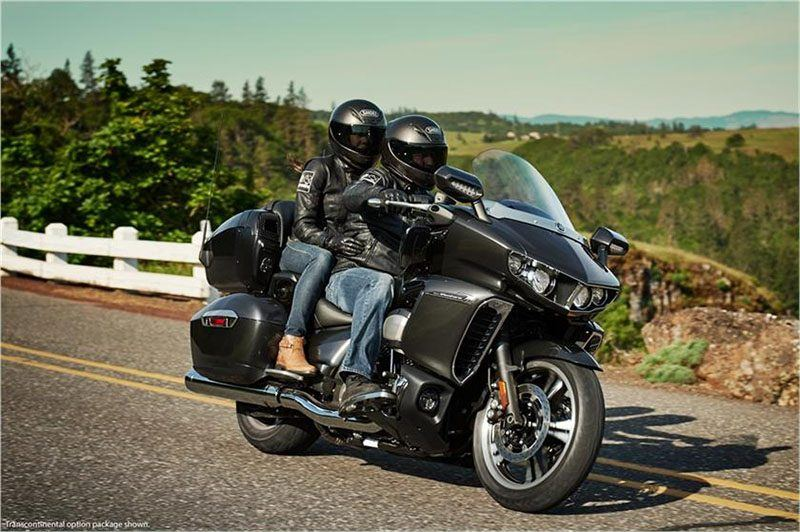 2018 Yamaha Star Venture with Transcontinental Option Package in Dayton, Ohio