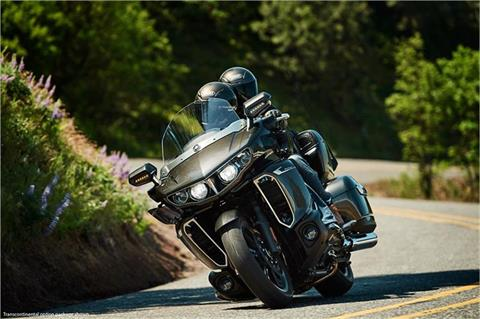2018 Yamaha Star Venture with Transcontinental Option Package in New Haven, Connecticut