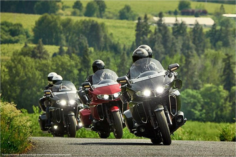 2018 Yamaha Star Venture with Transcontinental Option Package in Olympia, Washington - Photo 12