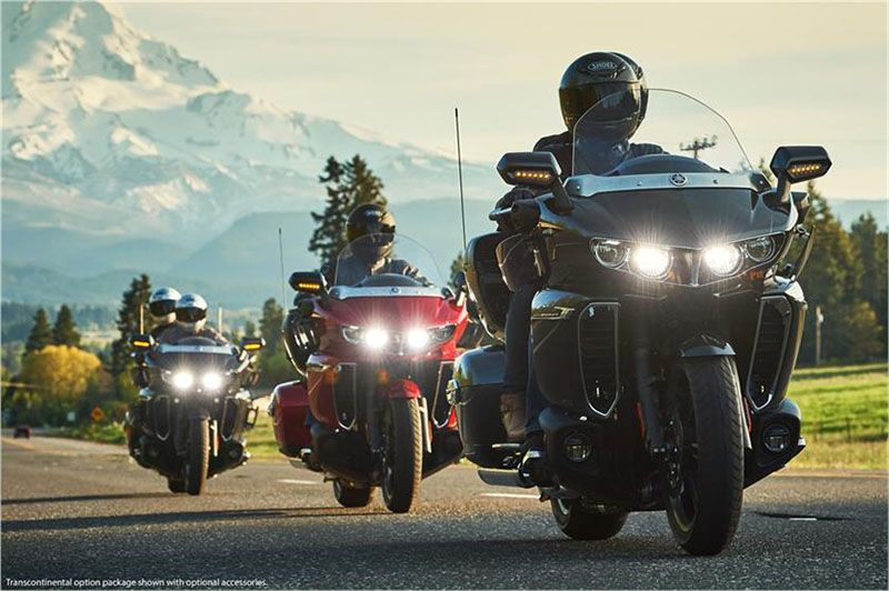 2018 Yamaha Star Venture with Transcontinental Option Package in Denver, Colorado