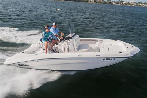 2018 Yamaha 190 FSH in Gulfport, Mississippi - Photo 2