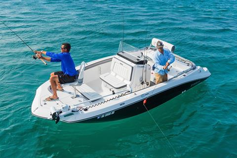 2018 Yamaha 190 FSH Deluxe in Hampton Bays, New York