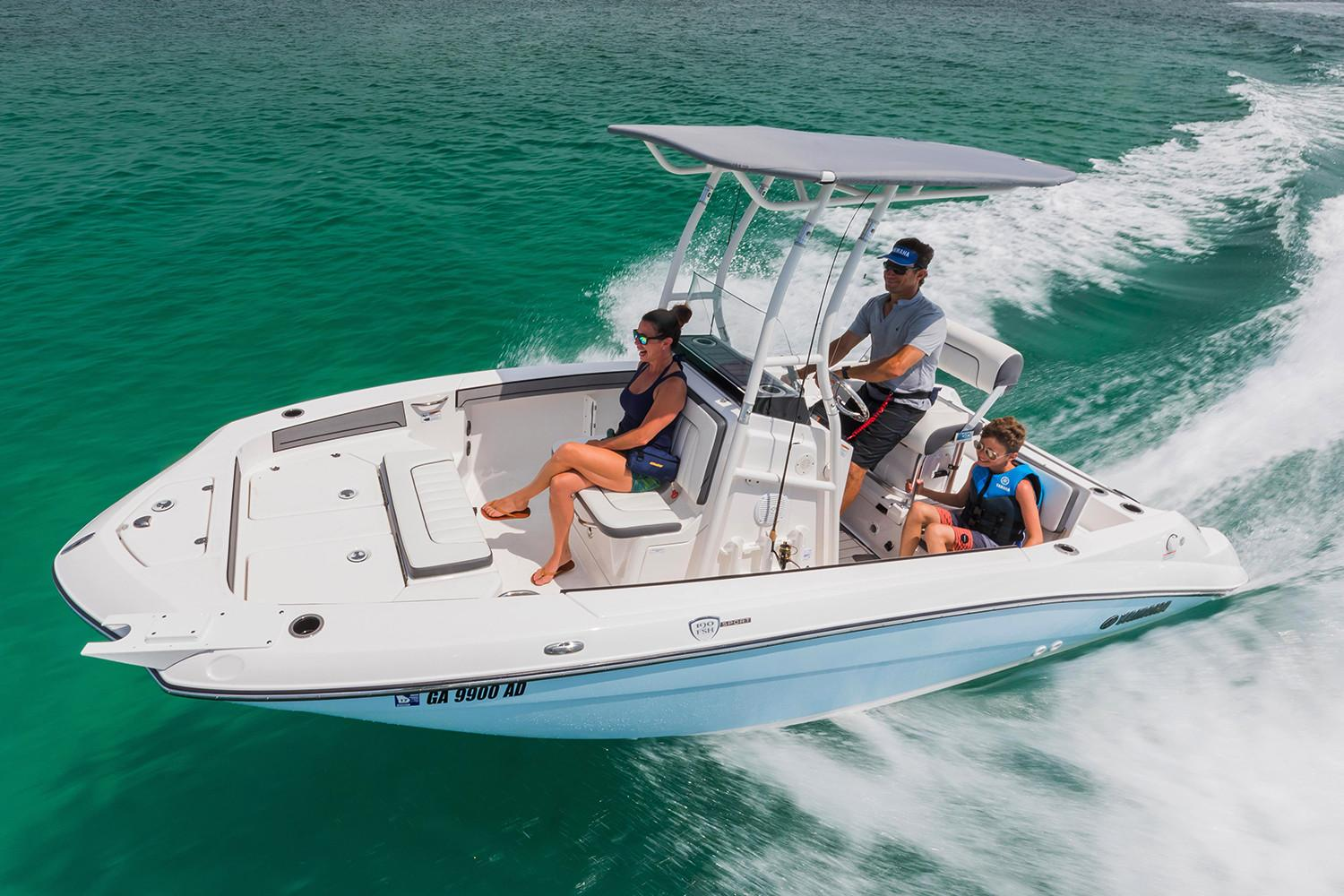 2018 Yamaha 190 FSH Sport in Gulfport, Mississippi - Photo 1
