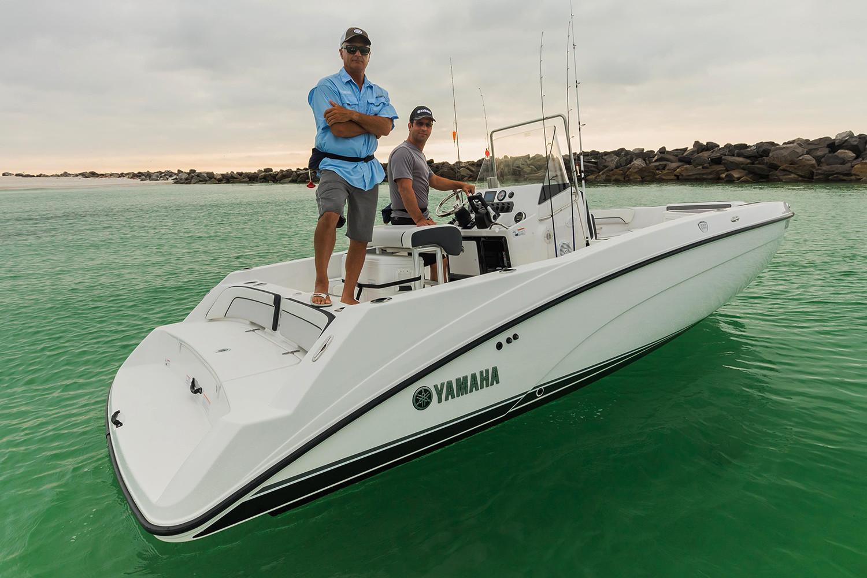 New 2018 yamaha 210 fsh power boats inboard in for Yamaha fsh sport
