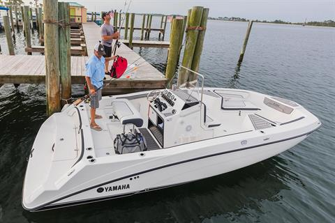 2018 Yamaha 210 FSH in Hampton Bays, New York