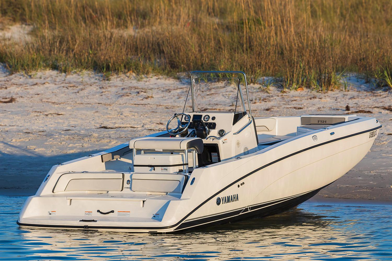 2018 yamaha 210 fsh power boats inboard miami florida for Yamaha dealer miami