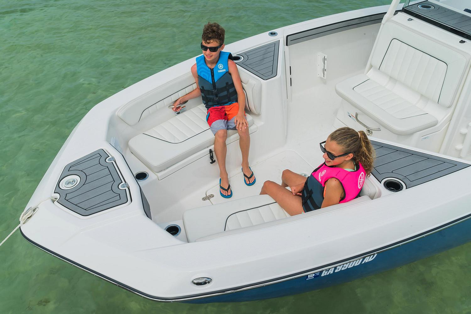2018 Yamaha 210 FSH Sport in Hampton Bays, New York