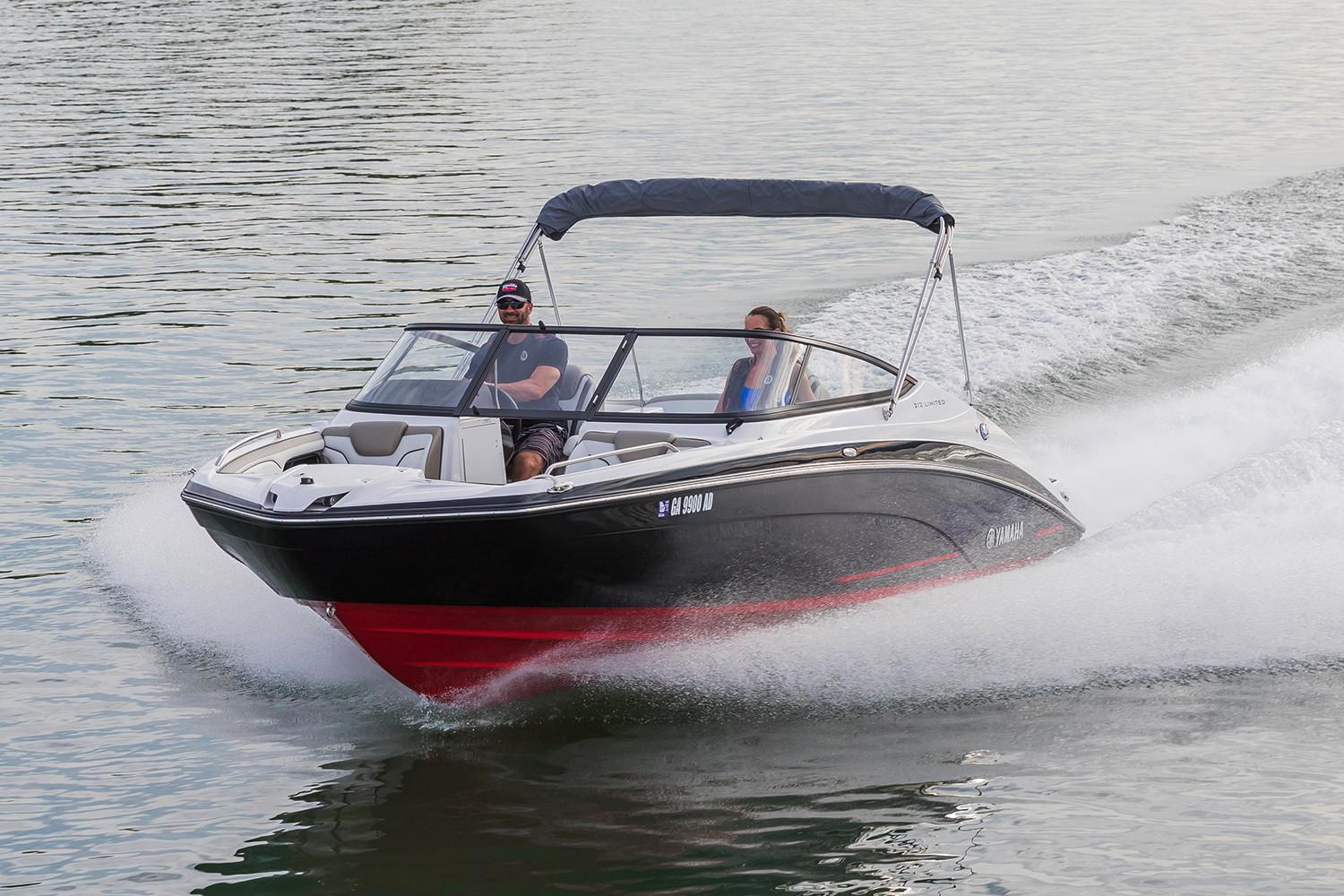 2018 Yamaha 212 Limited in Bridgeport, New York