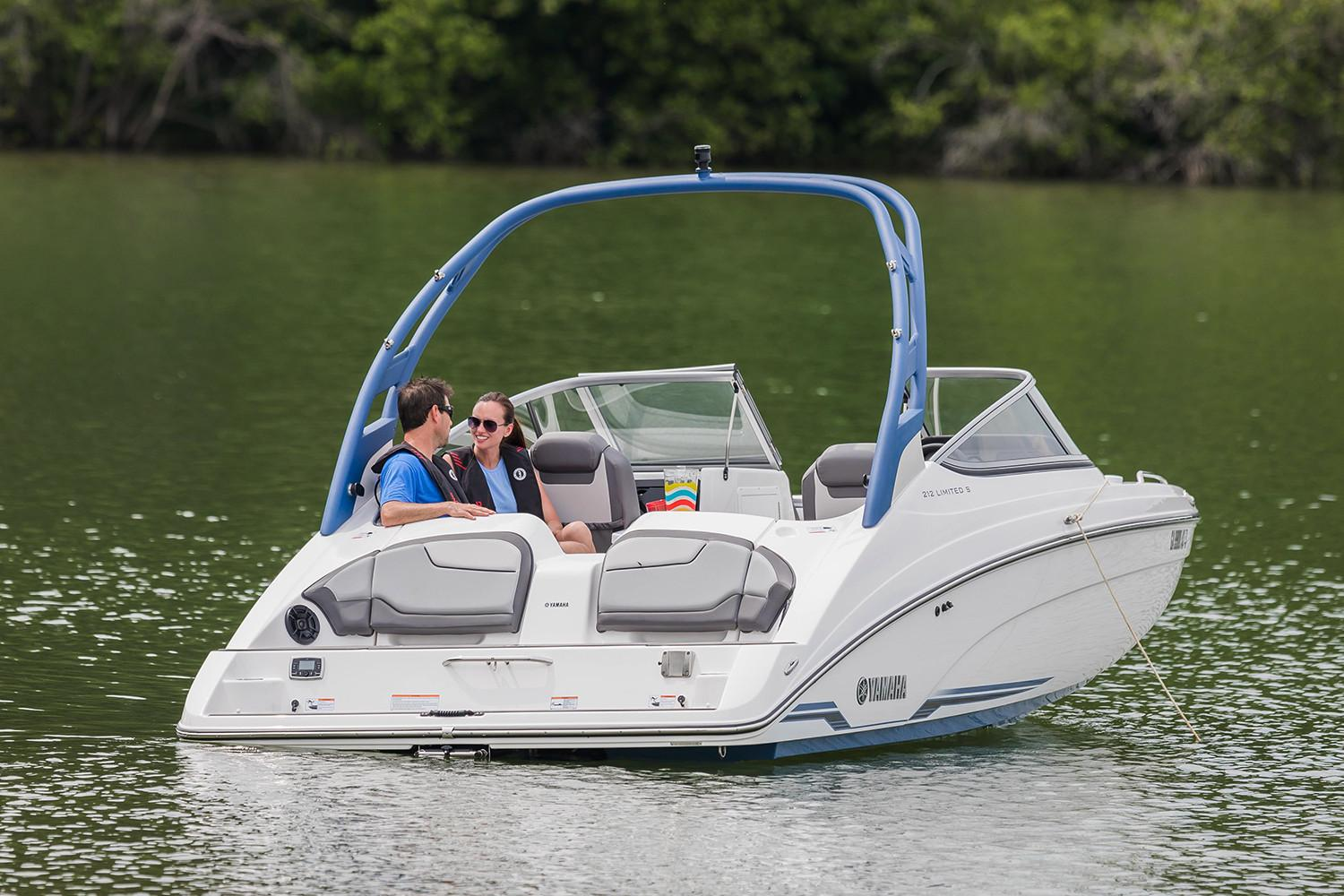 2018 Yamaha 212 Limited S in Caruthersville, Missouri