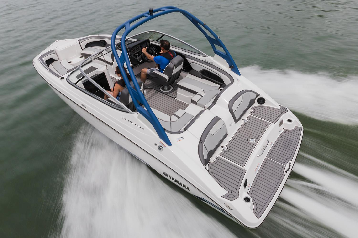 New 2018 Yamaha 212 Limited S Power Boats Inboard In Saint George