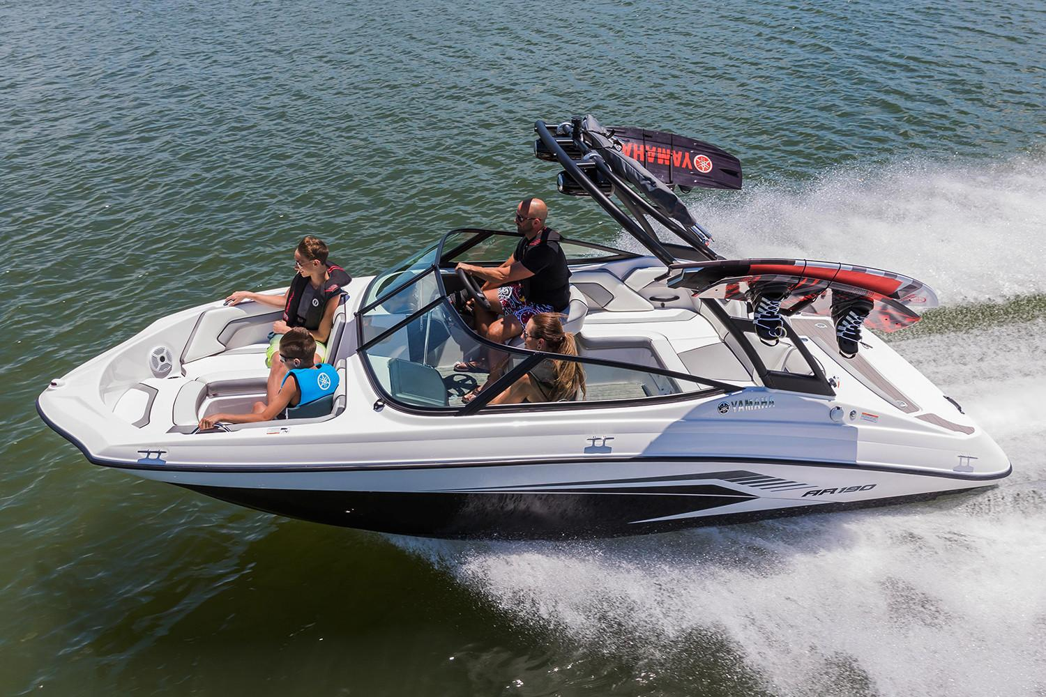 2018 Yamaha AR190 in Hampton Bays, New York