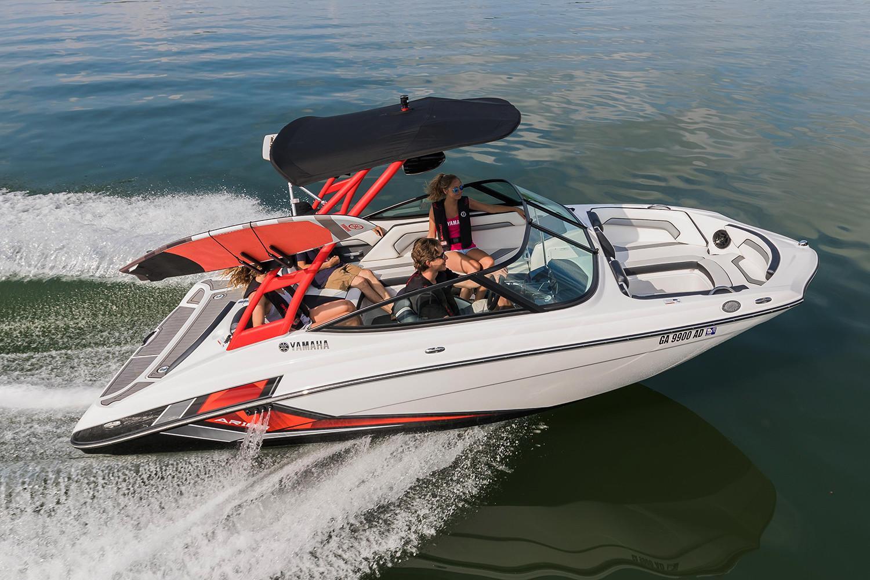 New 2018 yamaha ar195 power boats inboard in murrieta ca for Yamaha dealers in arkansas