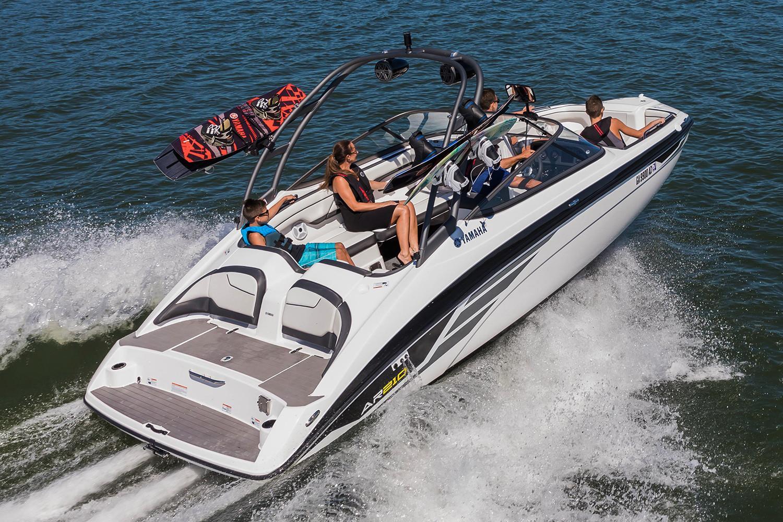 2018 yamaha ar210 power boats inboard goldsboro north for Yamaha north miami