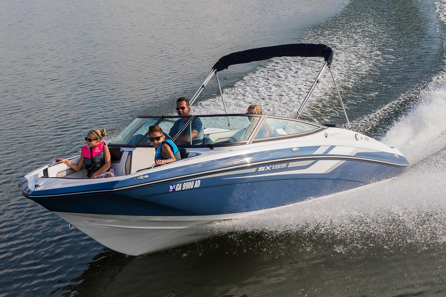 2018 Yamaha SX195 in Hampton Bays, New York