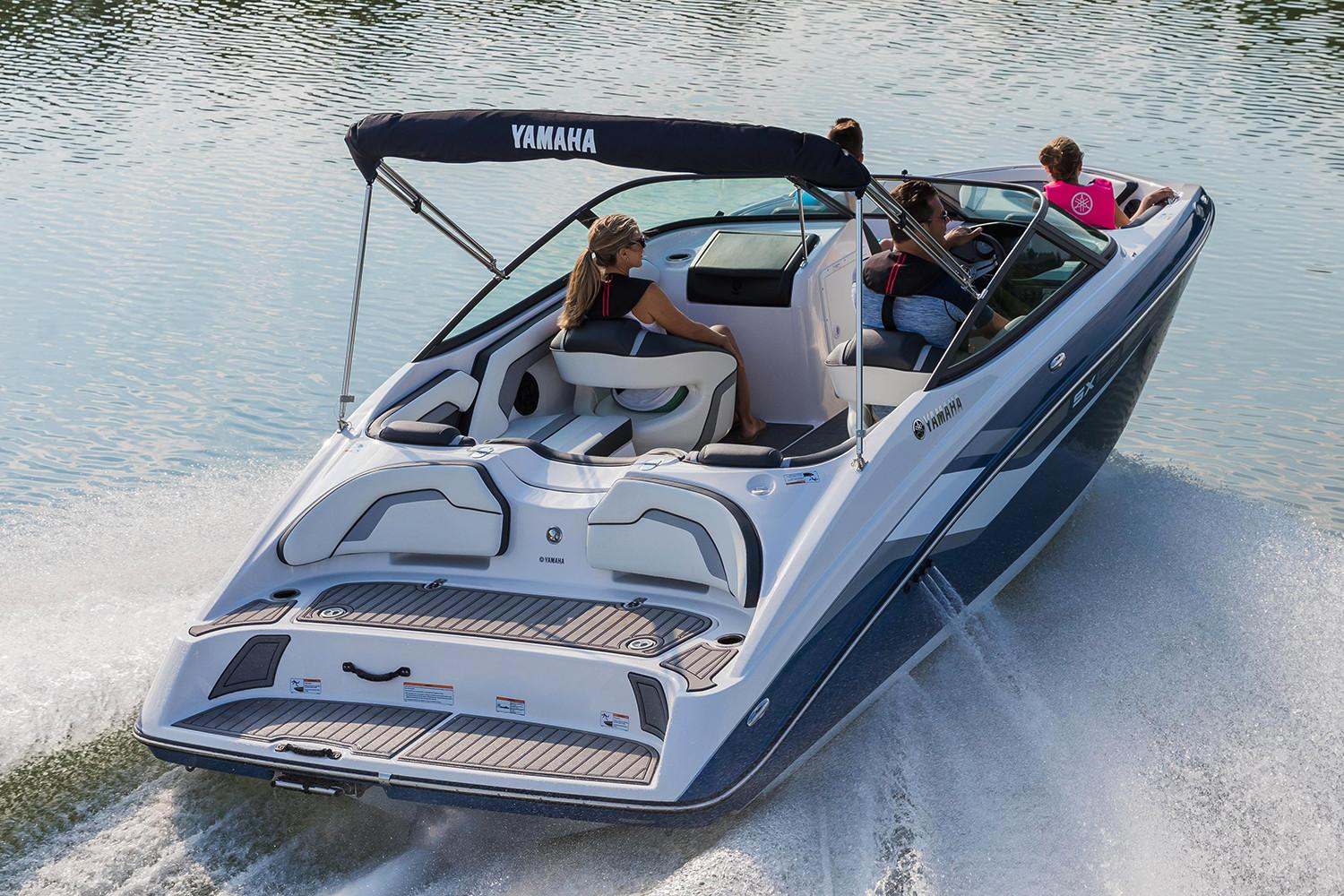 2018 yamaha sx195 power boats inboard pompano beach florida for Yamaha installment financing