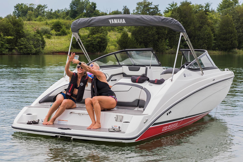 2018 yamaha sx210 power boats inboard goldsboro north for Yamaha north miami