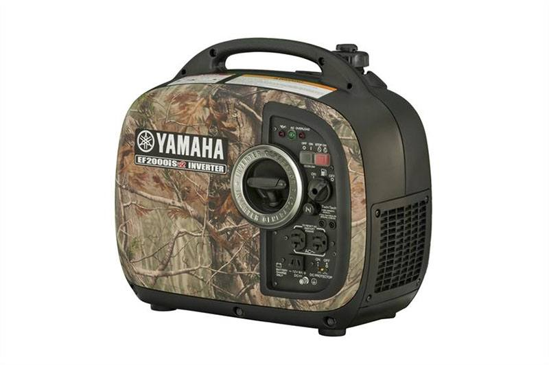 2018 Yamaha EF2000iSHv2 Generator in Phillipston, Massachusetts