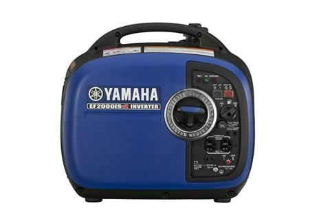 2018 Yamaha EF2000iSV2 Generator in Greenville, North Carolina
