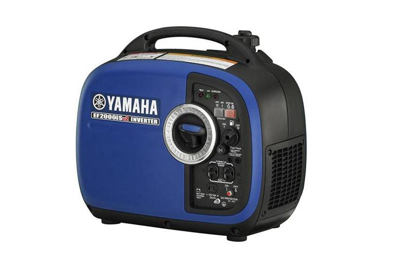 Yamaha EF2000iSV2 Generator in Johnson Creek, Wisconsin - Photo 2