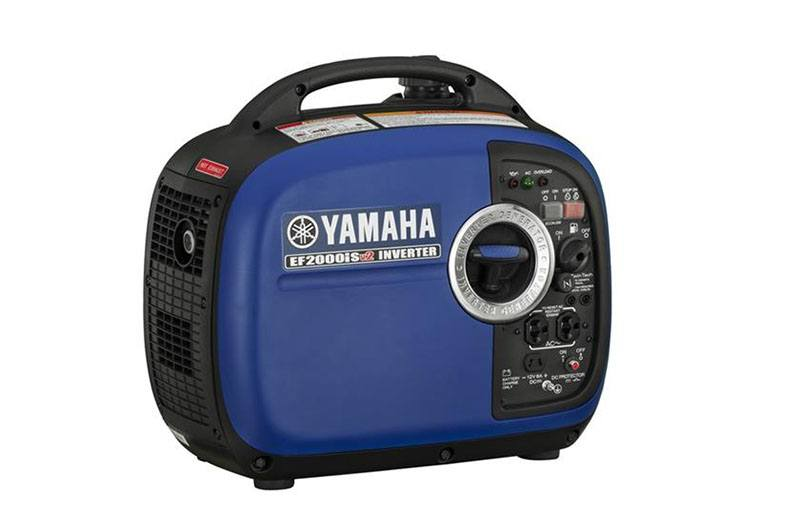 2018 Yamaha EF2000iSV2 Generator in Hicksville, New York